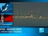 Japon : Nouveau séisme et hausse de la radioactivité : la crise nucléaire s'enlise