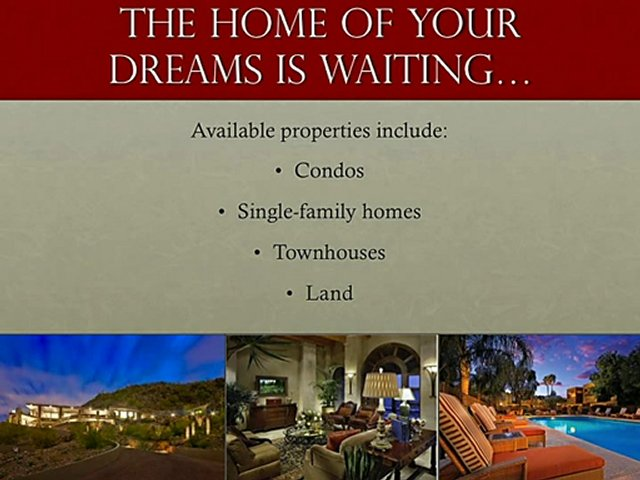 Scottsdale Real Estate   Paradise Valley Real Estate