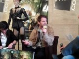 Conférence de Zack Snyder (Sucker Punch) à la FNAC Saint Lazare
