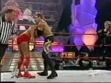 Christian and Jericho vs Batista and Ric Flair (RAW 2.2.2004)