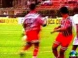 Watch goalkeeper Rogerio Ceni score his 100th goal