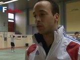 L'Equipe de France de Wushu au 3ème grand prix Perse d'Iran - mars 2011