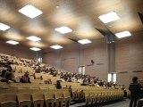 Réhhabilitation de l'Amphithéatre de la Faculté de Droit de Nancy