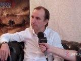 """""""Un grand nombre d'usines (Sony) touchées"""" : Georges Fornay, Vice-Président Sony Computer Entertainment Europe"""