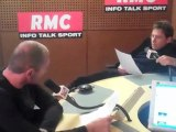 Parodies RMC : Gilbert Brisbois et Daniel Riolo