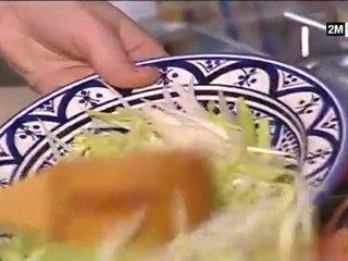 Cours De Cuisine : Chhiwat Bladi Casablanca (Famille Afaf et Mohamed)