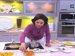 Les gâteaux de Choumicha - dessert pas cher salade orange, gâteau