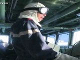Libye : participation du porte-avions Charles de Gaulle à l'opération Harmattan