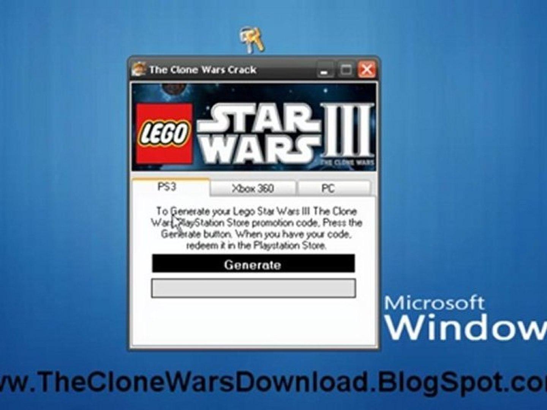 Lego Star Wars III: The Clone Wars Crack Free