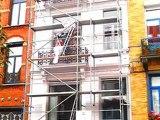 Nettoyage de façades et rénovation de façades, New Batine
