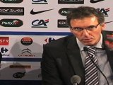 Foot365 : La réaction de Laurent Blanc