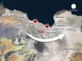 Libia: i ribelli si ritirano da Ras Lanouf