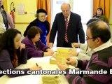 Marmande, 2nd tour des élections cantonales