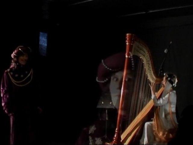 """Bande annonce  """"Le joueur de flûte de Hamelin"""" par Harpen'Co"""