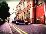 F1 Red Bull Racing and Infiniti