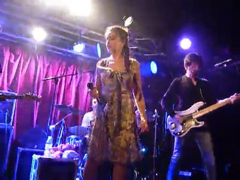 Catherine Ringer la boule noire paris 30 MARS 2011