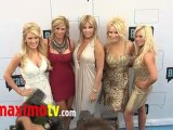"The Real Housewives of Orange County CAST at ""BRAVO 2011 Upfront"""