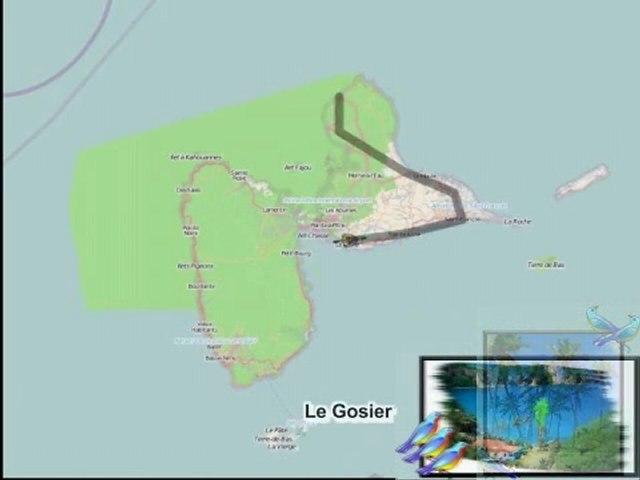 Visite virtuelle de lieux touristiques à ne pas manquer en Guadeloupe