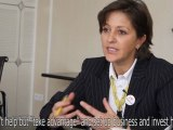 Testimonial Linda Moreira, Country Manager France, Vueling - March 28, 2011