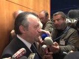 Jean-Noël Guérini (PS) réélu président du Conseil général des Bouches-du-Rhône