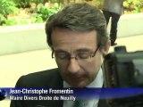 UMP: Patrick Devedjian réélu président des Hauts-de-Seine