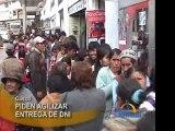 Usuarios de RENIEC Cusco reclaman agilizar atencion