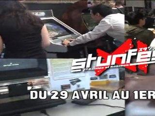 TRAILER STUNFEST XI - Festival de jeux vidéo à Rennes