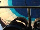 montgolfière ballon bleu horizon ariège par polleti faup zamuner