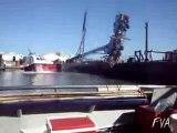 0149 - Comment mettre un bateau à leau