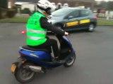 Permis scooter Douai - Auto / moto ecole je@n lubek - douai - courrieres - oignies