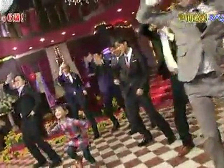 Mana Ashida dances KARA's Mister