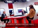 LE 22H,Yves Marignac et Philippe Marini