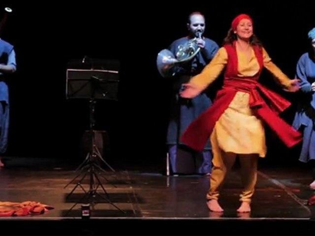Caravane Gazelle - Théâtre de Ménilmontant - 21 décembre 2010
