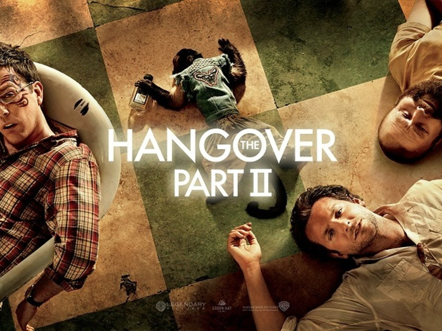 The Hangover Part II (2011) - Official Trailer [VO-HD]