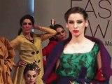 Models heat up catwalk at Pakistan Fashion Week