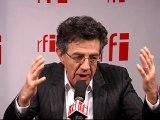 Yves Cochet, député Vert de Paris