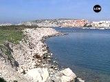 Montée des eaux: le Frioul menacé (Marseille)