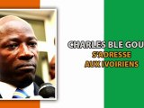 Charles Ble Goude  s'adresse aux Ivoiriens