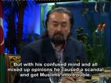 Mr. Adnan Oktar: In the very beginning of these events I have said that Gaddafi should step down and that Turkey should become the guarantor country. He didn't take my advice