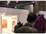 Inauguration de la foire la foire « Art.Metz » hier soir au Parc des expositions de Metz métropole