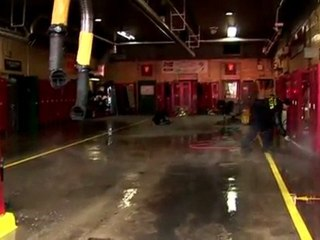 Truck 15-Engine 26: Early to Rise;The Battalion - The Series: Webisode #3