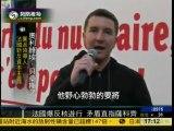 PARIS anti-nuclear march Sortir du nucléaire 200311