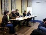 Caroline FOUREST Réunion publique sur l'Education Nationale et la LAICITE  questions débat