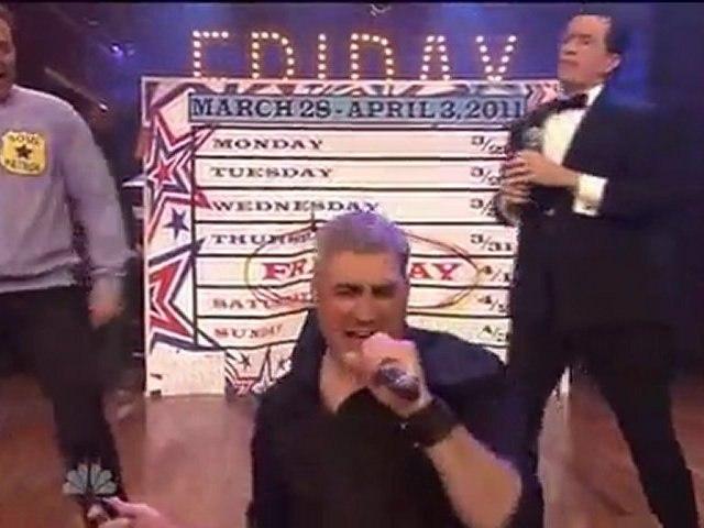 Stephen Colbert - Friday