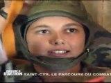 l'armée francaise (militaire) de saint cyr