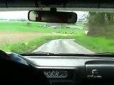 Rallye Pays de Caux Lillebonne 2011 ES4 Lebiez / Dhote