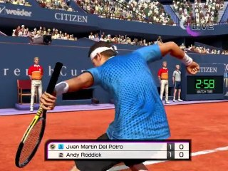 Virtua Tennis 4 Trailer Contenu exclusif PS3 de
