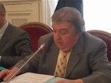 L'élection d'Hervé Gaymard au Conseil général de la Savoie
