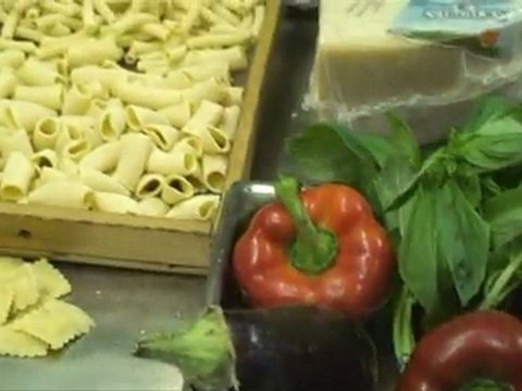 intro - Présentation Produits restaurant italien Mamma teresa