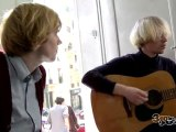 Connan Mockasin - Forever Dolphin Love - Live Acoustique